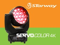 Servo Color 4K