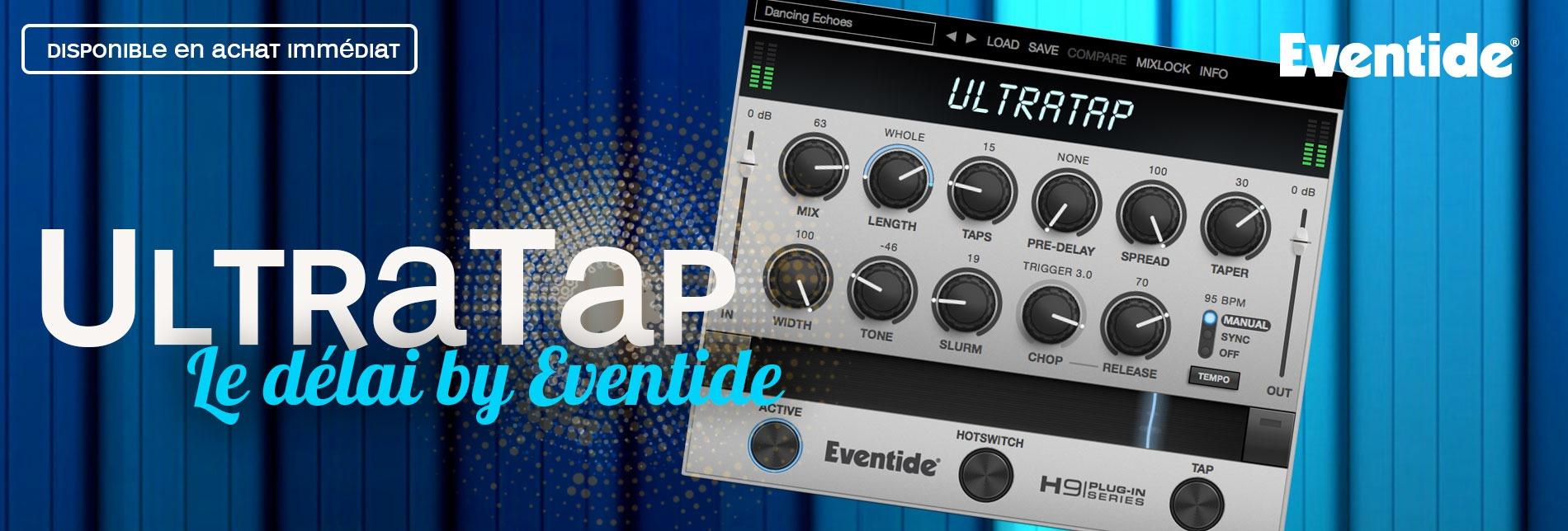 Ultratap plug-in