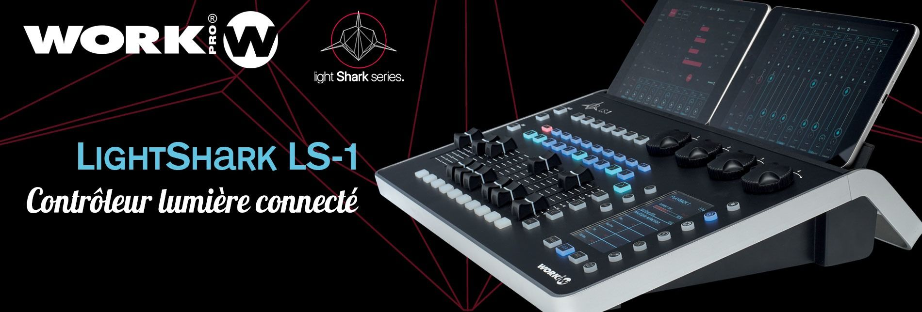 Work LightShark LS-1