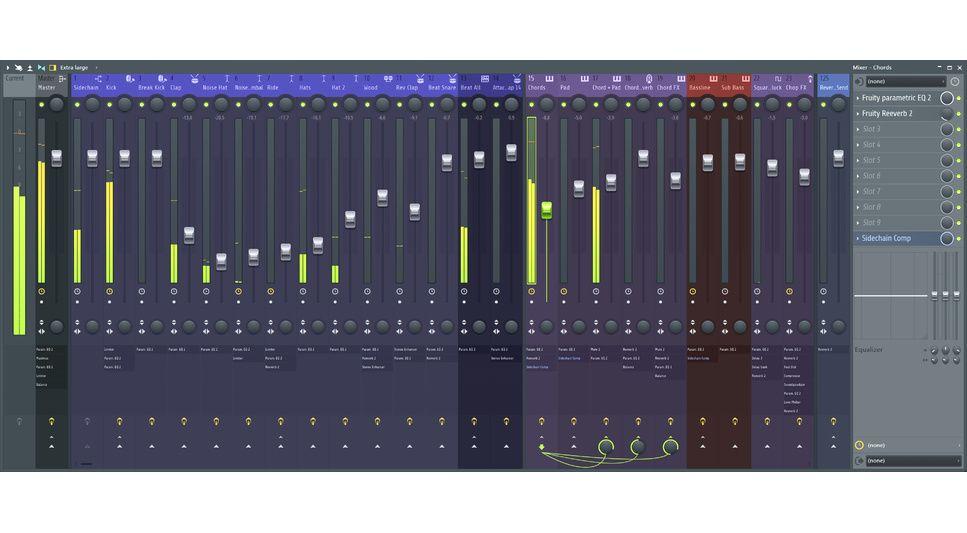 Fl Studio 20 - All Plugin Bundle - FL STUDIO - Mettez votre